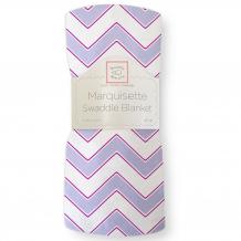 Купить пеленка тонкая swaddledesigns маркизет lavender chevron swaddledesigns 996983817