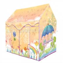 Купить yongjia детский игровой домик чудесный сад 889-126b