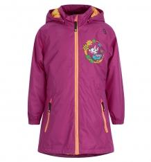 Купить куртка lappi kids kanerva, цвет: фиолетовый ( id 8569351 )
