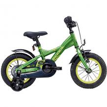 Купить двухколесный велосипед scool xxlite 12 дюймов, черно-зеленый ( id 11397866 )