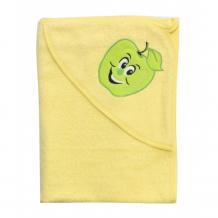 Купить осьминожка полотенце с уголком яблоко 75х95 см к23/05