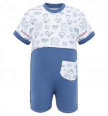 Купить боди tiger baby & kids, цвет: синий ( id 5382355 )