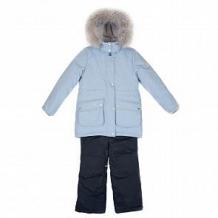 Купить комплект куртка/полукомбинезон batik ума, цвет: голубой ( id 11038232 )