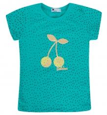 Купить футболка tuffy, цвет: зеленый ( id 9890634 )