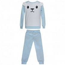 Купить комплект джемпер/брюки котмаркот ми, цвет: голубой ( id 11378602 )