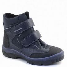 Купить ботинки скороход, цвет: синий ( id 12165532 )