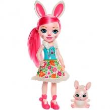 Купить mattel enchantimals frh52 большая кукла с любимой зверюшкой