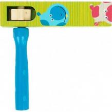 Музыкальная игрушка Mapacha Трещетка цвет зеленый/синий ( ID 719563 )
