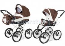 Купить коляска esspero classic 2 в 1 шасси white 422502