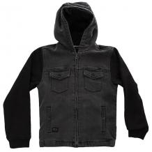 Купить куртка детская quiksilver selfeetyouth tarmac черный,серый ( id 1174367 )