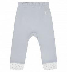 Комплект брюки 2 шт Lucky Child Дуэт, цвет: серый/бежевый ( ID 4544041 )