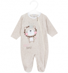 Купить комбинезон koala hello baby, цвет: бежевый/розовый ( id 8849947 )