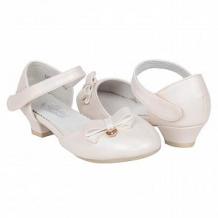 Купить туфли santa&barbara, цвет: бежевый ( id 11358070 )