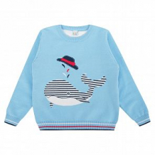 Купить джемпер bony kids, цвет: голубой ( id 10865093 )