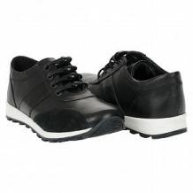 Купить полуботинки elegami, цвет: черный ( id 11081030 )