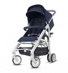 Купить прогулочная коляска inglesina zippy light, цвет: синий ( id 8586769 )