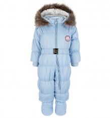 Купить lucky child комбинезон, цвет: голубой ( id 3824317 )
