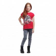 Купить футболка play today snow college, цвет: красный ( id 11170460 )