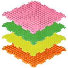 Купить модульный коврик ортодон шипы (мягкий) флуоресцентный ( id 8659315 )