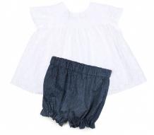 Купить happy baby комплект для девочек (блуза, шорты) 88021