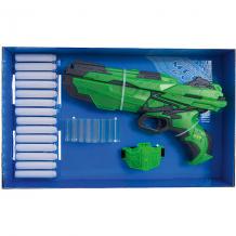 Купить мегабластер abtoys с патронами и аксессуарами, зеленый ( id 7276544 )