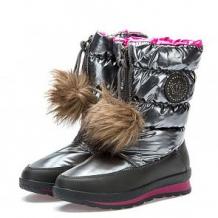 Купить ботинки keddo, цвет: серый ( id 12011086 )
