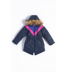 Купить куртка лайки аврора, цвет: синий/розовый ( id 7464667 )