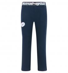 Купить брюки kiki kids легенда, цвет: синий krp-8192