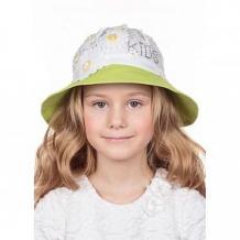 Купить шляпа levelpro kids ромашки, цвет: салатовый ( id 9115045 )