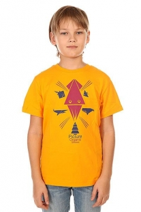 Футболка детская Picture Organic Animal Orange оранжевый ( ID 1132439 )