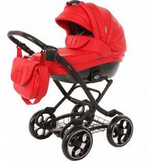 Купить коляска 2 в 1 mr sandman maestro, цвет: красный ( id 6509869 )