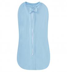 Купить моей крохе пеленка матрешка, цвет: голубой п-мм-001-1