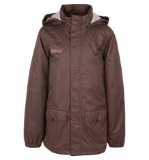 Купить куртка luhta kaarl, цвет: коричневый ( id 7074679 )