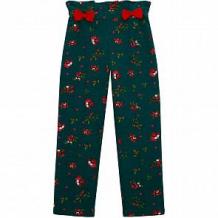 Купить брюки chinzari, цвет: зеленый/красный ( id 11698924 )