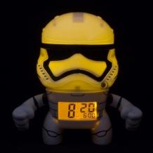 Купить часы star wars будильник bulbbotz stormtrooper штормтрупер 19 см 2020015