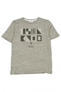 Купить футболка boss ( размер: 150 12лет ), 9861893