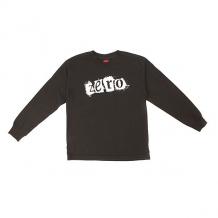 Лонгслив детский Zero Punk Black черный ( ID 1150236 )
