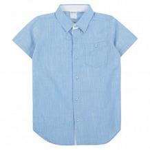 Купить рубашка fresh style, цвет: голубой ( id 10605704 )