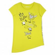 Купить футболка cherubino, цвет: салатовый ( id 12580048 )