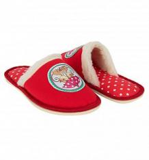 Купить тапочки forio, цвет: красный ( id 9602202 )