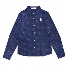 Купить блузка me&we, цвет: синий ( id 11713366 )