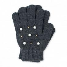Купить перчатки play today shining cat kids, цвет: серый ( id 11672122 )