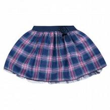 Купить юбка fun time, цвет: синий/розовый ( id 10844501 )