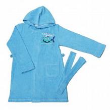 Купить халат takro акула, цвет: голубой ( id 12244744 )