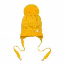 Купить шапка arctic kids, цвет: желтый ( id 11308784 )