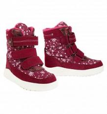 Купить ботинки twins, цвет: бордовый ( id 9702975 )