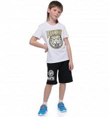 Купить футболка anta сoldplay, цвет: белый ( id 10304252 )