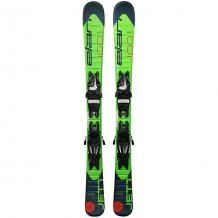 Купить горные лыжи с креплениями elan jett, 90 см