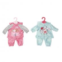 Купить zapf creation baby annabell 702-062 бэби аннабель костюмчик (в ассортименте)