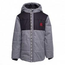Купить куртка play today live rock kids, цвет: черный/серый ( id 11671996 )